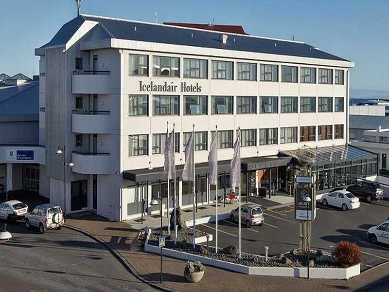 Park Inn by Radisson…, Hafnargata,57