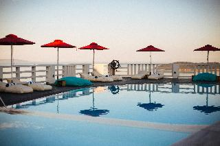 Kivo Art & Gourmet Hotel, Vasilias Beach,