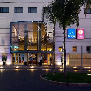 Novotel Casablanca City…, Angle Zaid Ouhmad, Rue Sidi…