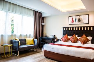Link Hotel - Zimmer