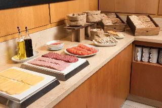 Holiday Inn Express Puerto Madero - Restaurant