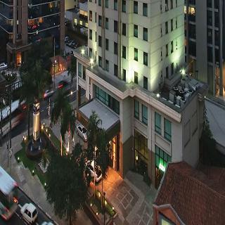 Tryp Sao Paulo Iguatemi Hotel - Generell