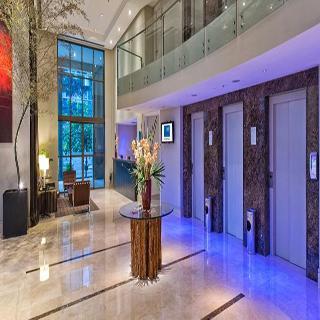 Tryp Sao Paulo Iguatemi Hotel - Diele