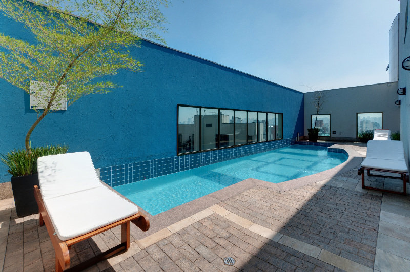 Tryp Sao Paulo Iguatemi Hotel - Pool
