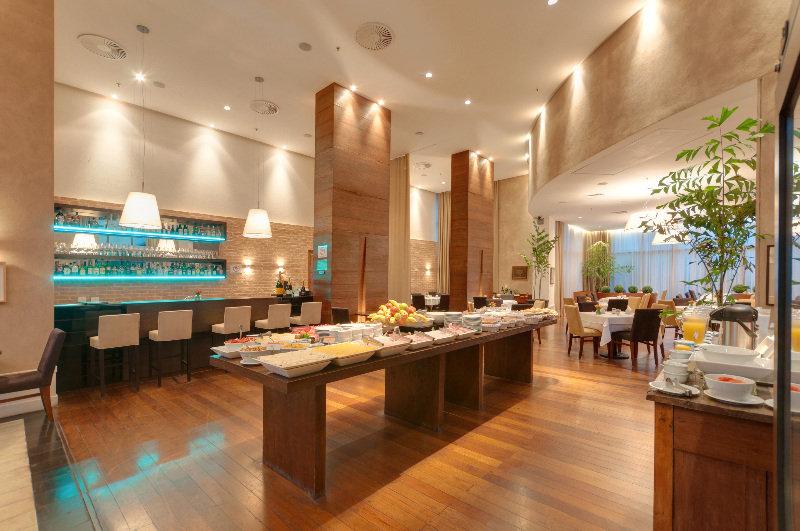 Tryp Sao Paulo Iguatemi Hotel - Restaurant