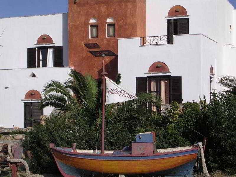 Villa Danai, Aghia Anna,