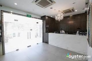 Hotel 81 - Bugis - Diele