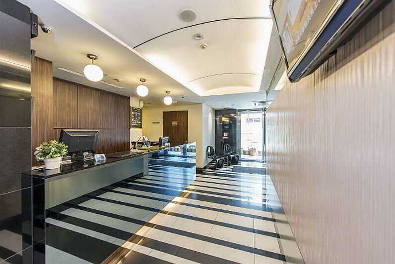 Hotel 81 - Rochor - Diele