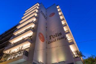 Polis Grand Hotel, 19 Patision And 10 Veranzerou…
