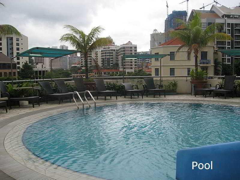 Robertson Quay - Pool