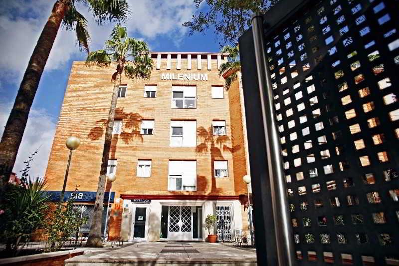 Apartamentos v rtice bib rambla sevilla - Apartamentos los angeles sevilla ...