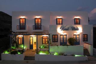 Eleni Hotel, Adamas, Milos,n/a