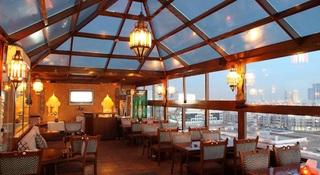 Seaview Hotel Bur Dubai - Restaurant