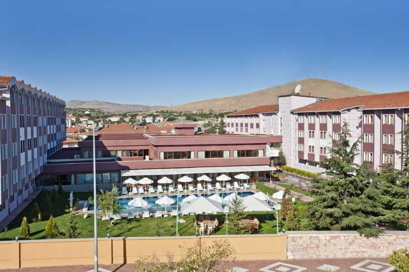 Crystal Kaymakli Hotel…, Belediye Cad.,114