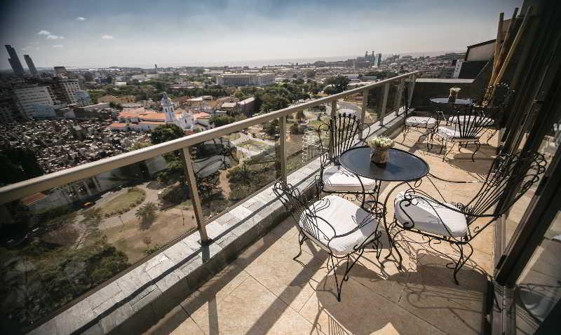 Etoile Hotel Recoleta - Terrasse