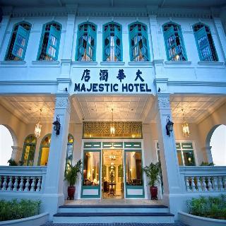 The Majestic Malacca, 188 Jalan Bunga Raya,6062898000