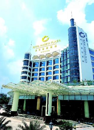 Royal Marina Plaza, 288 Qinghe Road East, Panyu…