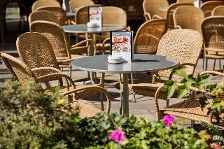 Austria Trend Hotel Schillerpark - Terrasse