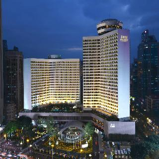 The Garden Hotel, Huashi Dong Road, Yuexiu…