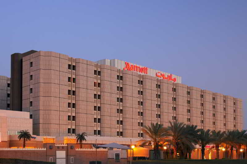 Riyadh Marriott Hotel, Al Ma'ather Street, Po Box…