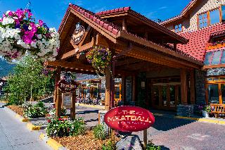 Banff Ptarmigan Inn, 337 Banff Avenue,.