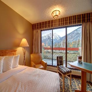 Banff Hotels:Inns of Banff