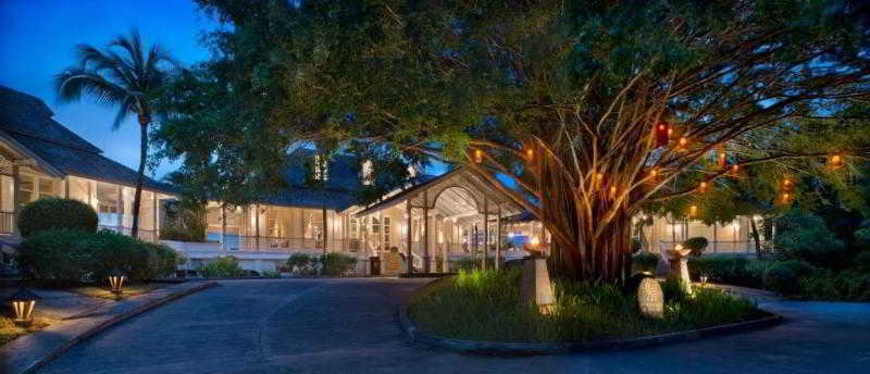 Banyan Tree Seychelles Resort & SPA - Diele
