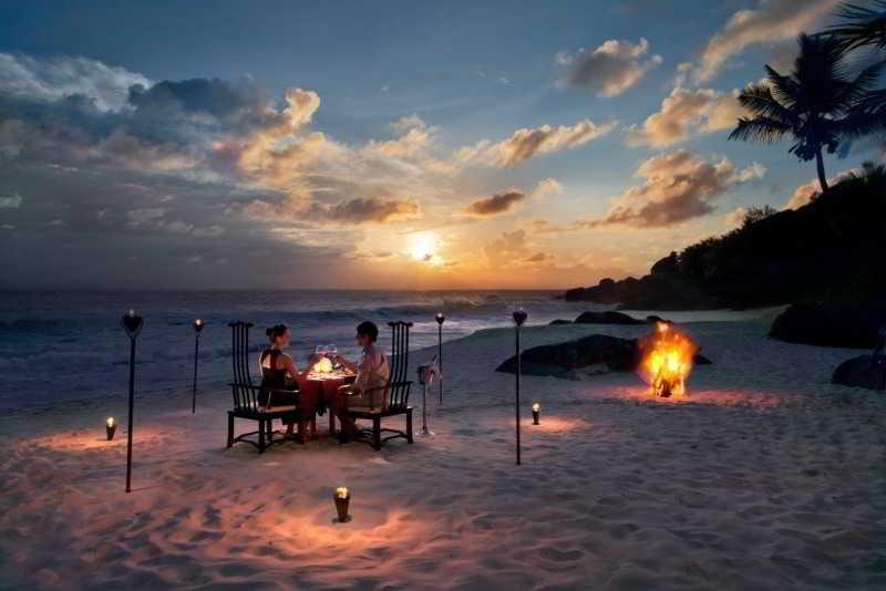 Banyan Tree Seychelles Resort & SPA - Restaurant