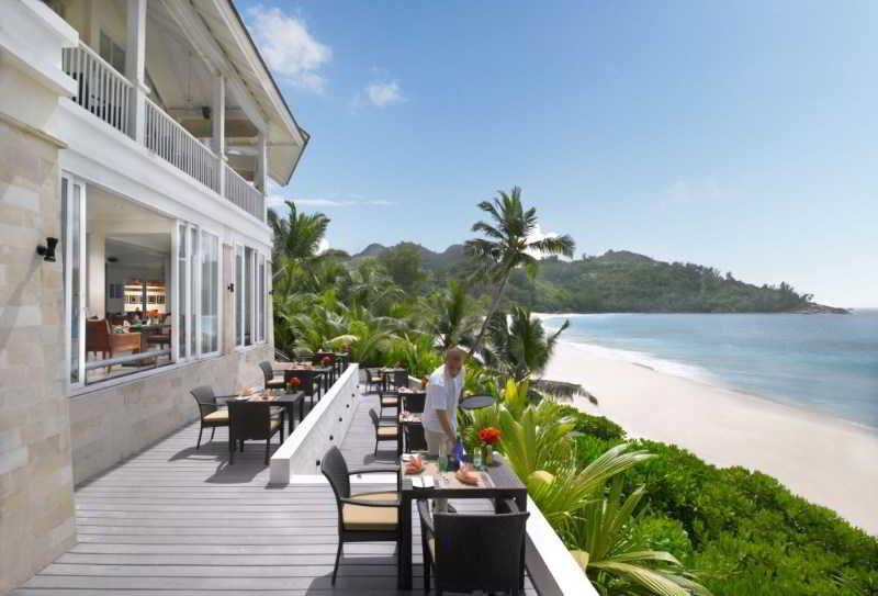 Banyan Tree Seychelles Resort & SPA - Terrasse