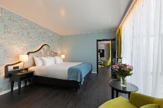 Thon Hotel Bristol Stephanie - Zimmer