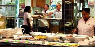 Townhouse Hotel - Restaurant