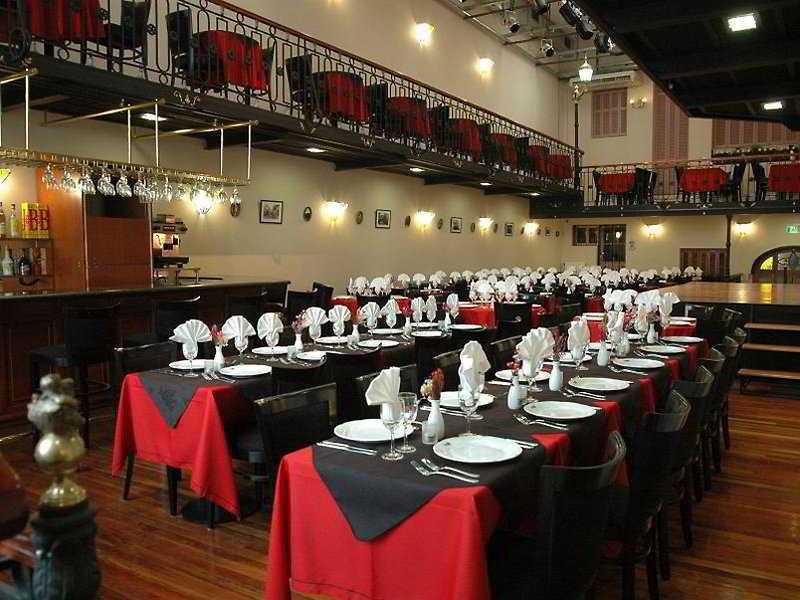 Complejo Tango - Restaurant