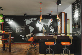 Four Points By Sheraton Brussels - Bar