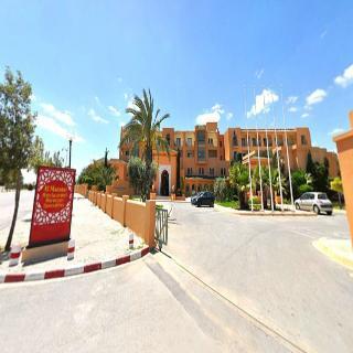 Alhambra Thalasso, Bp 66 Zone Turistique Yasmine,