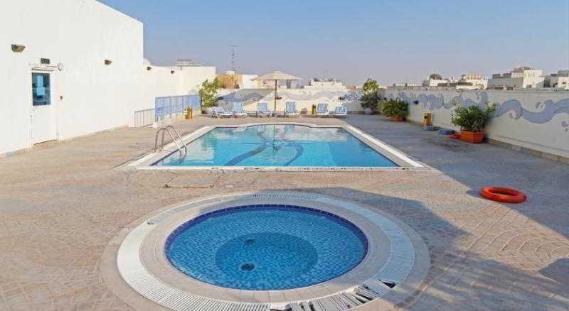 Jormand Hotel Apartments Bur Dubai