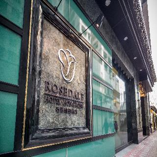Rosedale Hotel Hong…, Shelter Street, Causeway…