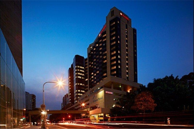 Hotel Jen Brisbane, 159 Roma Street,