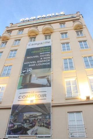 City Break Campanile Lyon Centre Perrache €Confluence