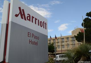 El Paso Marriott, 1600 Airway Blvd,