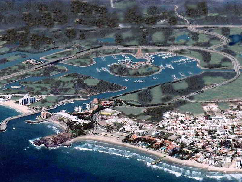 Isla Mazatlan Golden…, Paseo De La Isla 1 Marina…