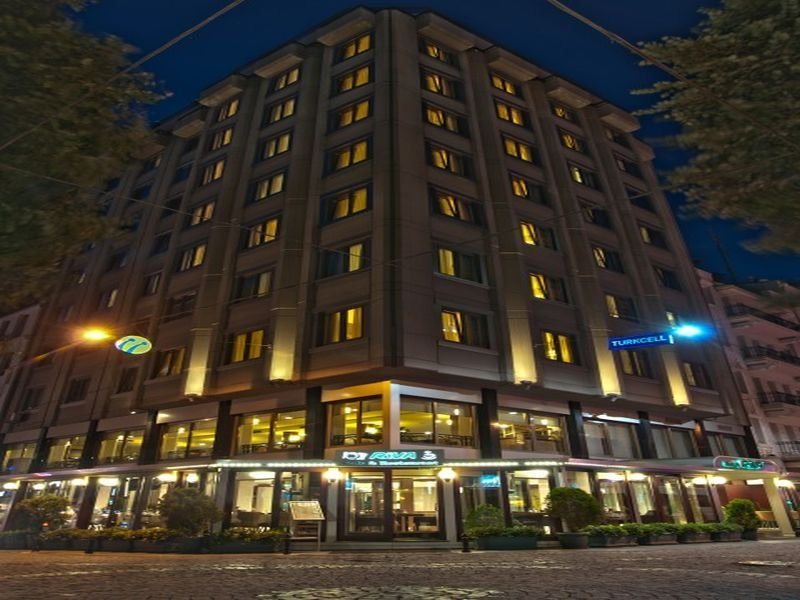 Riva Taksim Hotel İstanbul