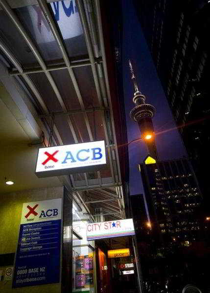 Base Auckland