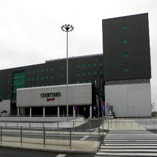 Courtyard Warsaw Airport, Zwirki I Wigury,1