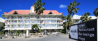 Le Beach Hotel, Baie De Marigot,.