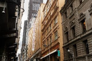 The Victoria Hotel, Little Collins Street,215