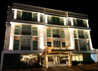 Crown Regency Hotel…, A. Arnaiz Avenue, San Lorenzo…