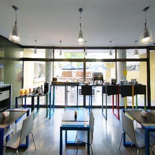 Be Trimos Hotel - Restaurant