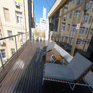 Be Trimos Hotel - Terrasse