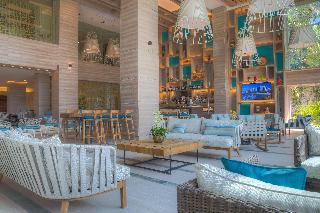 Hilton Cartagena - Diele
