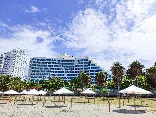 Hilton Cartagena - Strand